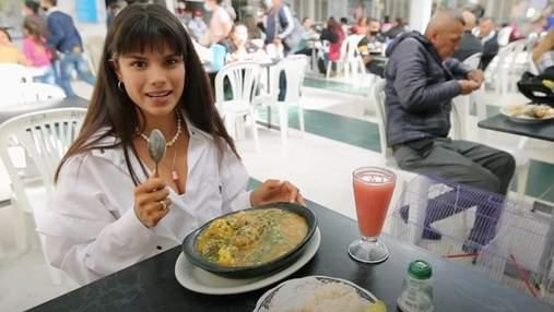 Ахиако: рецепт колумбийского супа с курятиной от Мишель Андраде