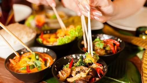Боремося з рутиною: кулінарні хитрощі господинь з Китаю