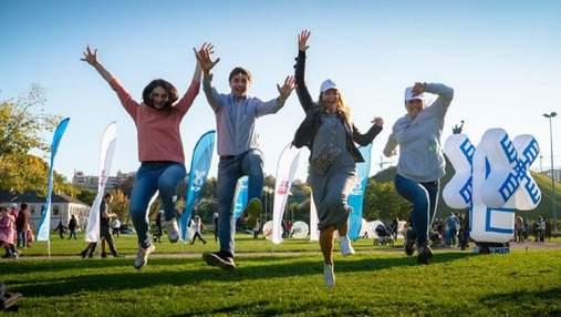 В Черкассах состоялся семейный фестиваль My Family Fest при поддержке МХП: как развлекали гостей