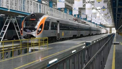 У потягах Укрзалізниці з'явиться рослинне меню