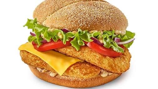 В McDonald's появились новые большие бургеры
