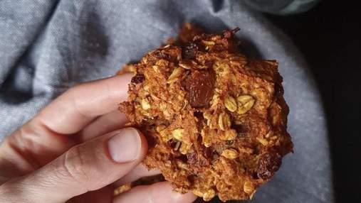 Морковное печенье для тех, кто на диете: простой рецепт
