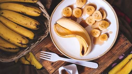 Как сохранить свежесть банана: интересные способы