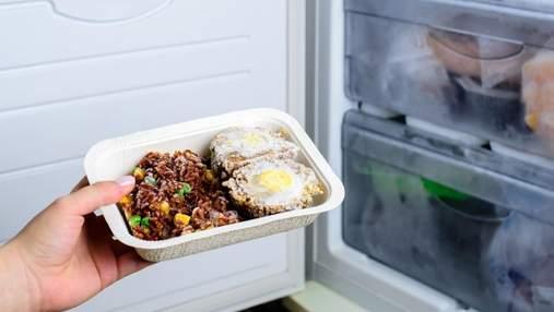 Всегда под рукой: как правильно заморозить готовую еду