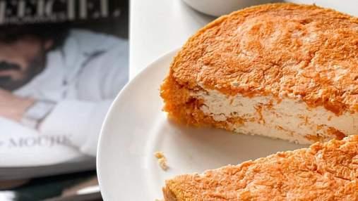 Справжній осінній десерт: рецепт гарбузового сирника