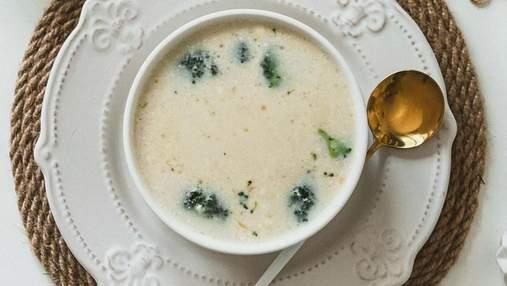 Сырный суп с курицей: готовим полезный обед для всей семьи