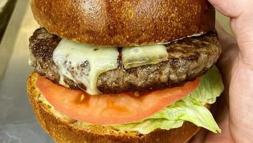 Рецепт котлети для бургера від шеф-кухаря Володимира Ярославського