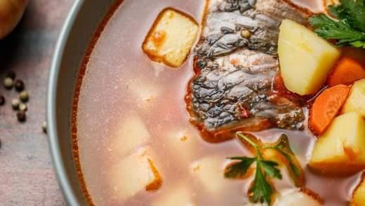 Як приготувати рибну юшку: рецепт від Євгена Клопотенка