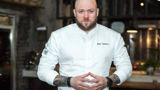 Шеф-кухарі з досвідом йшли у сльозах, – перші подробиці Пекельної кухні від Алекса Якутова