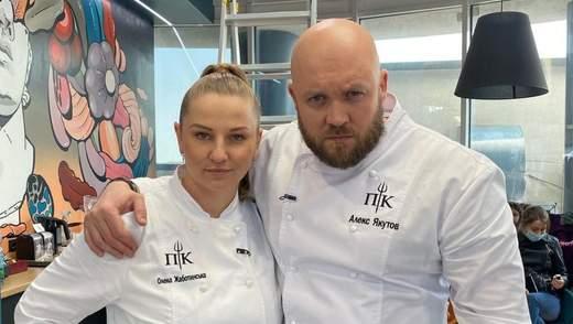 """Шеф """"Пекельної кухні"""" розповів хто буде його су-шефом на кулінарному реаліті-шоу"""