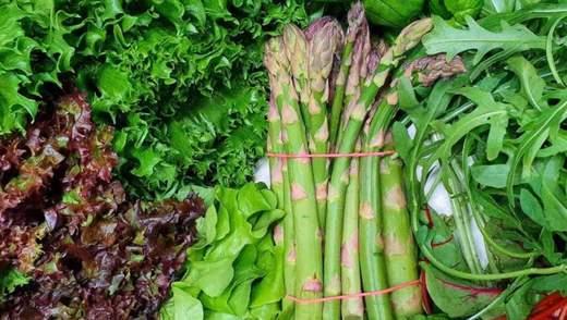 Сезонные продукты апреля: чем лучше питаться весной