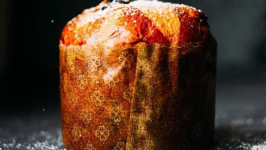 Як приготувати італійську паску Панетоне: домашній рецепт
